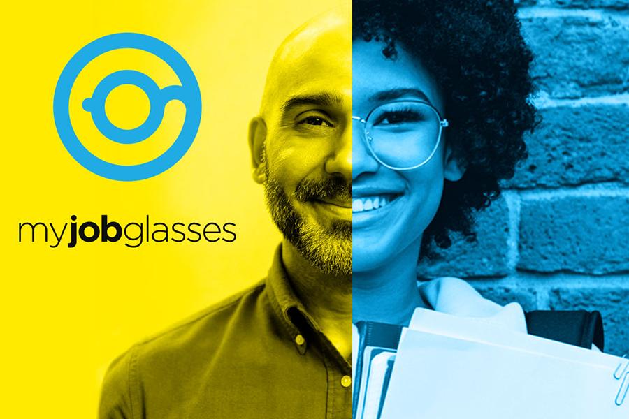 My Job Glasses startup de mise en relation entre jeunes et professionnels